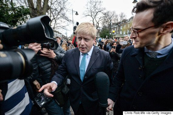 EU Referendum: How Boris Johnson Has Changed His Tune On Britain Remaining In The European