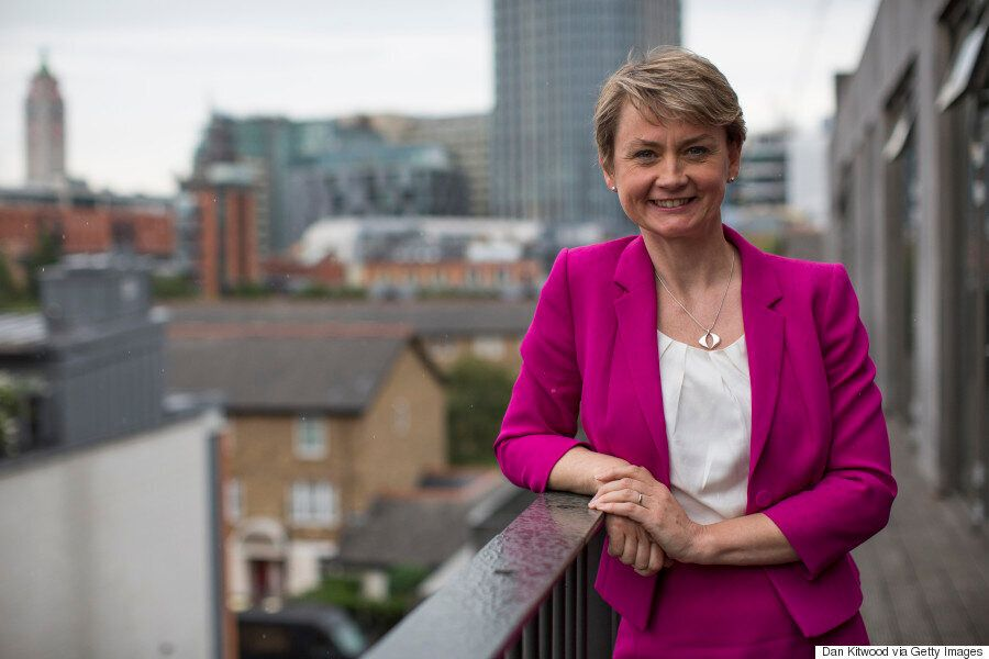 Yvette Cooper Interview: Syrian Refugees, Corbyn, Being 'Too English' And Why It's Not Too Late To