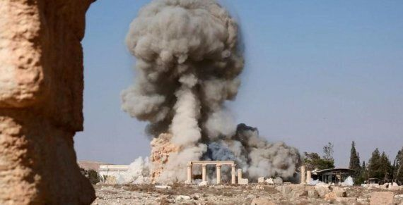 Palmyra Destruction: Islamic State Destroy Seven Ancient Temples In