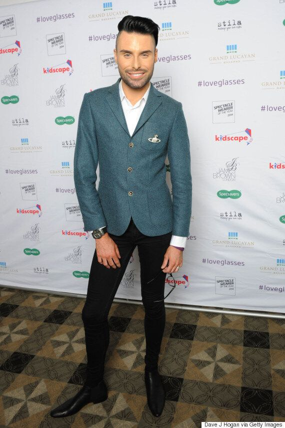 'Celebrity Big Brother': Is Rylan Clark Throwing Shade At 'I'm A