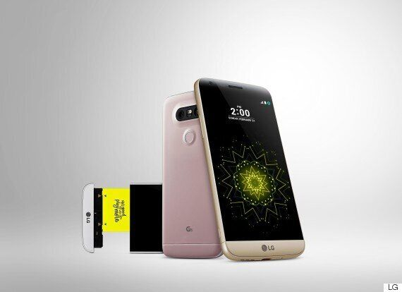 LG G5 Unveiled At MWC 2016 As A Modular Smartphone That Can