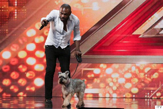 'X Factor' 2015: Anton Stephans Storms Audition With Rendition Of Jennifer Hudson's 'I Am Changing',...