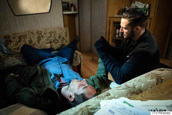 'Emmerdale' Spoiler: Ross Barton To Murder Brother Pete?