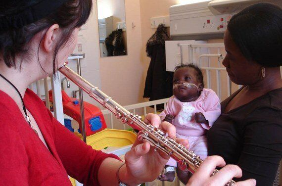 Music and Hospitals: A Life-Enhancing