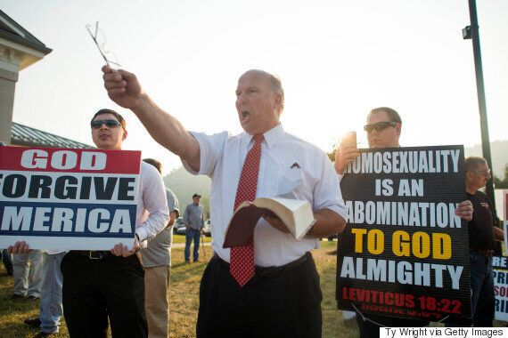Kentucky Clerk Kim Davis Has Become A Tool For Those Peddling The Lie That Christians Are Being
