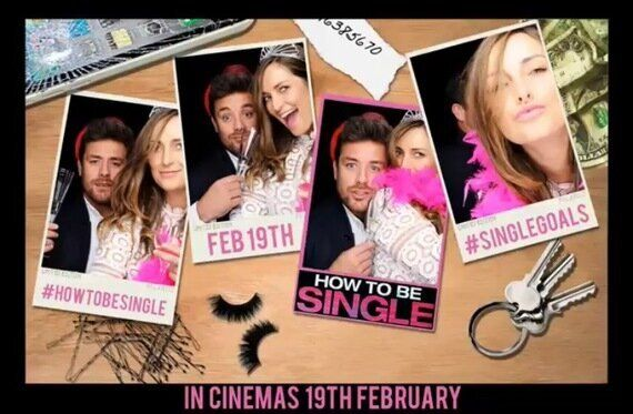 'How To Be Single' - The Movie