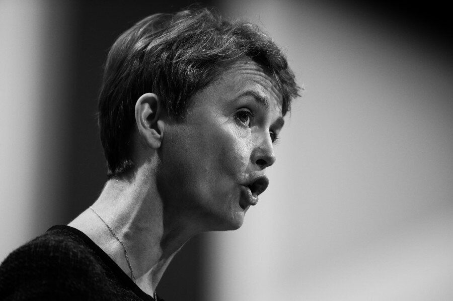 Yvette Cooper Interview: On Her Political Awakening, Donald Trump, Hillary Clinton And A 'Sad' Dr