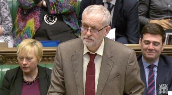 'Who Are You?' Jeremy Corbyn Heckled By Conservative MPs During EU Referendum