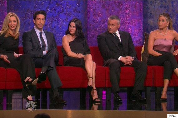 Friends' Reunion Sees David Schwimmer Declare That The
