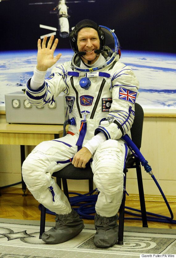 Tim Peake Joins Colleagues On International Space Station, Marking Historic Moment For