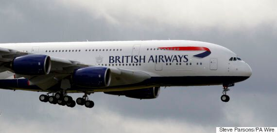 BA Passenger Hospitalised After Bag Falls On His Head From Overhead Locker At