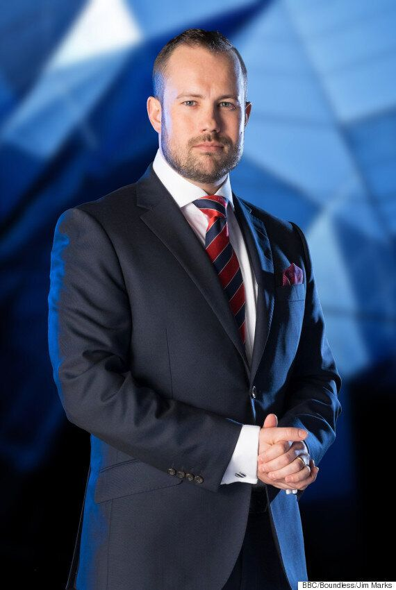 'The Apprentice': Richard Woods Reveals He Hid Medical Condition From BBC