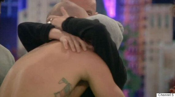 'Celebrity Big Brother': Austin Armacost Shows Support To Gail Porter By Shaving His Head