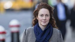 Rebekah Brooks' First Day in the