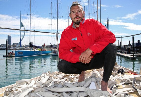 Clipper Round the World Race: Preparing to Set