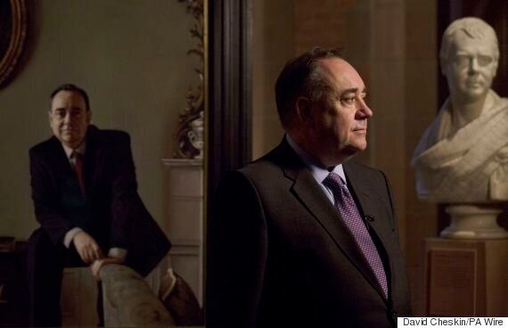 Donald Trump Calls Former Scottish First Minister Alex Salmond A 'Has-Been' Boasting An 'Overinflated...