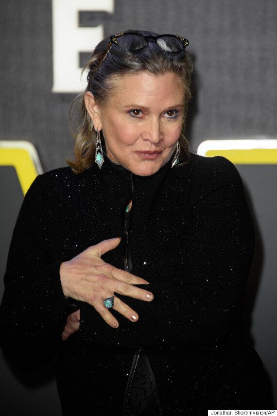 'Star Wars' Actress Carrie Fisher Decries Hollywood Sexism: 'Everything Is Always Harder For Women'