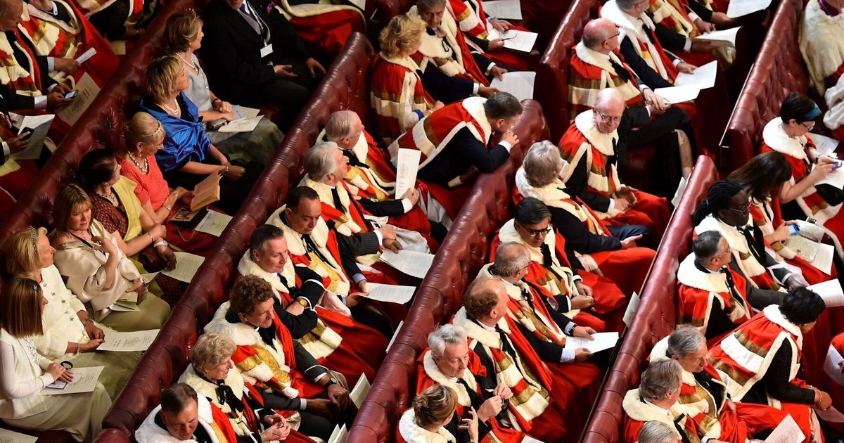Unspeakable: The Scandal of Silent Peers in the House of Lords
