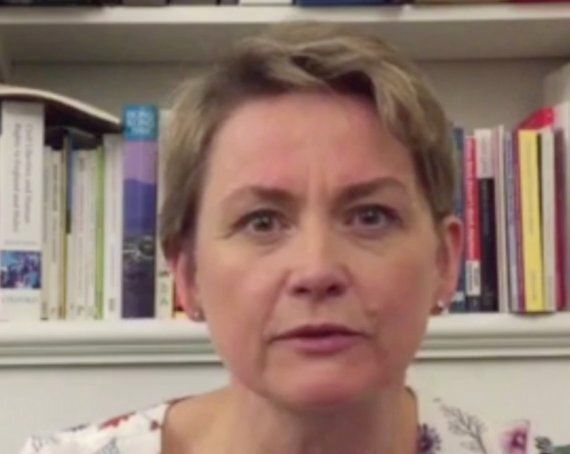 Yvette Cooper Tells Radio 4 Today It's Time For 'Silenced' Women To 'Reclaim The