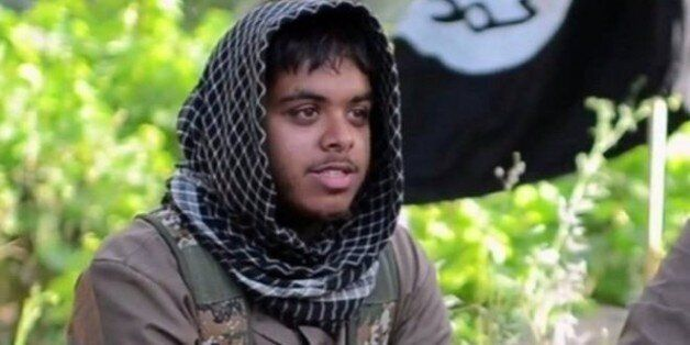 Reyaad Khan, 21, was targeted on August 21 in the first ever attack of its kind by the