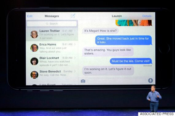 Google Plans To Replace SMS With A New Type Of Instant Message Called