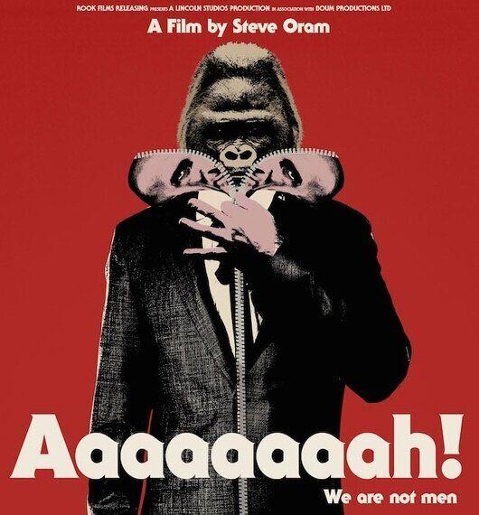 Aaaaaaaah! Steve Oram Is 'Not a Control