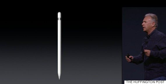 Apple iPad Pro Unveiled With New 'Smart Keyboard' And Apple