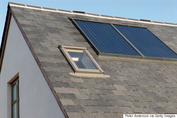 Government Reduces Solar Electricity Payback To Homeowners By 65 Per