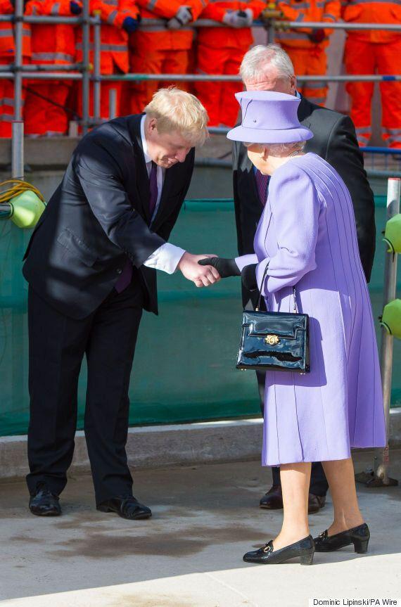Elizabeth Line: Boris Johnson Has A Billion Reasons To Thank The EU For