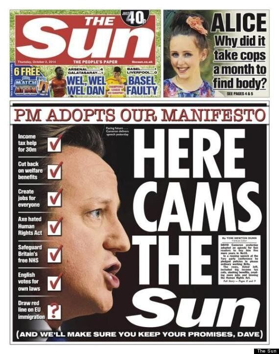 The Sun Uses Human Rights Act To Win Victory For Press Freedom Against Police Phone