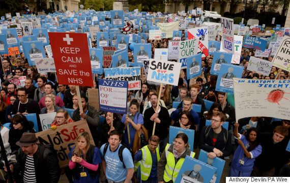 Junior Doctors Announce Three 48-Hour Strikes Over New Contracts, As BMA Seeks Judicial