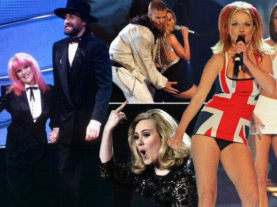 Brit Awards 2016: 15 Moments That Defined The History Of The
