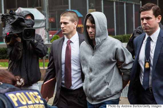 Martin Shkreli, Man Who Tried To Hike AIDS Drug Price, Arrested For Securities