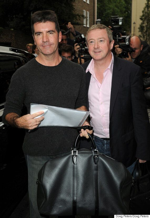 'X Factor' 2015: Simon Cowell Makes SOS Call To Louis Walsh Over Show's Tumbling