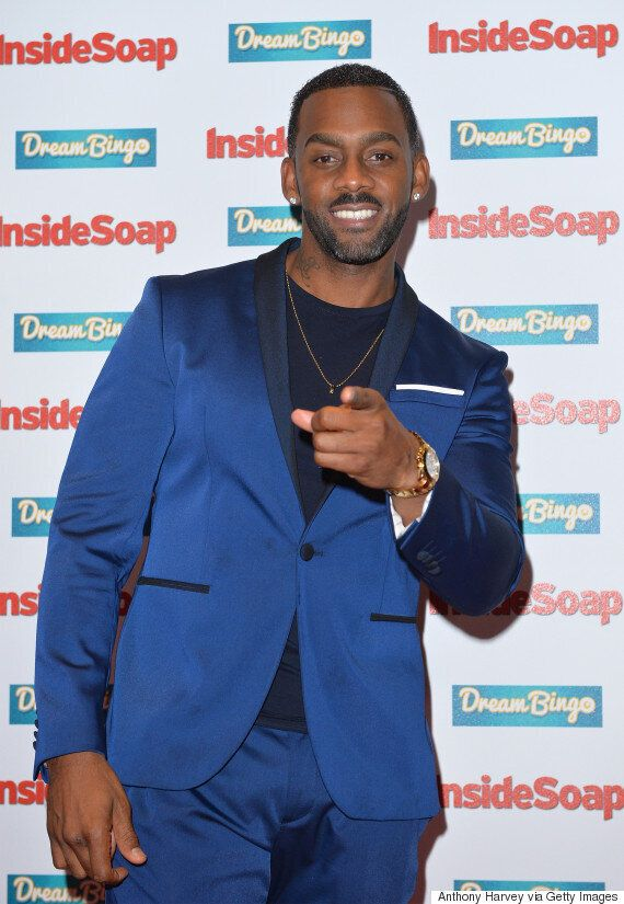 'EastEnders' Star Richard Blackwood Stakes The Soap's Claim Ahead Of The NTAs: 'We Should Hoover Up Every