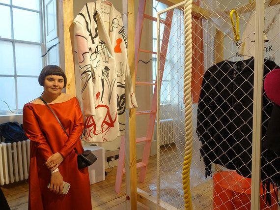 LFW: Top Designers at International Fashion