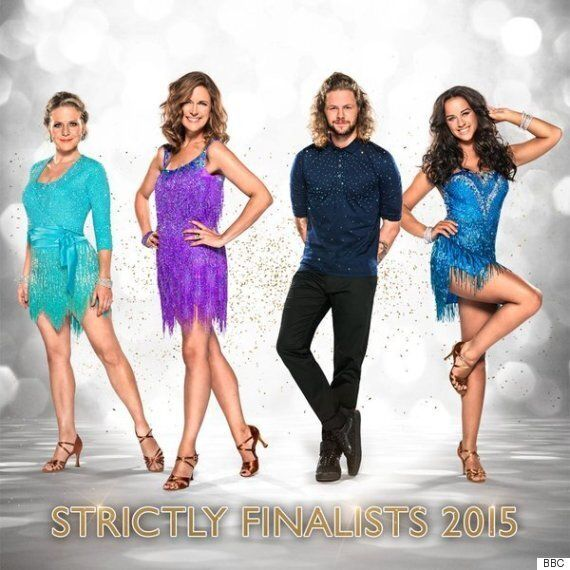 'Strictly Come Dancing' Final Odds: Jay McGuiness Hot Favourite To Win The Series This