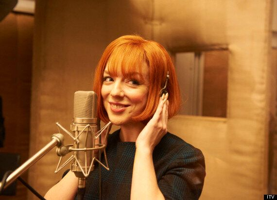 Sheridan Smith Hails 'Amazing' Cilla Black After TV Choice Awards