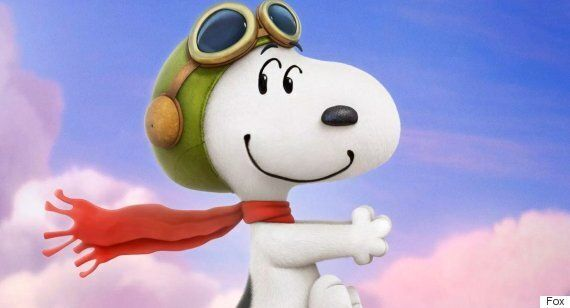'The Peanuts Movie' Director Explains Why His Children Kinder To Charlie Brown Than In Schulz's Original...