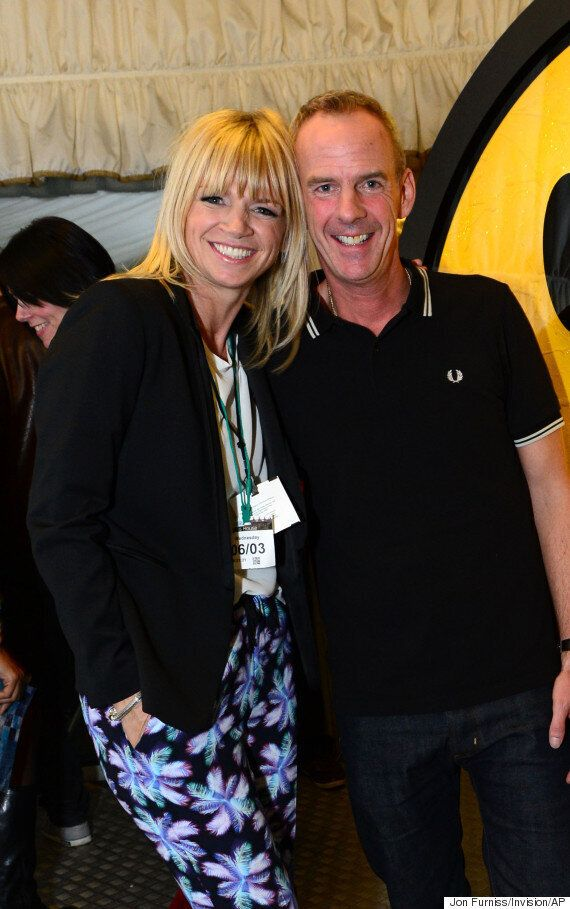 Zoe Ball Caught Kissing 22-Year-Old, But 'Strictly' Star Plays Down 'Silly Moment' As 'Absolutely