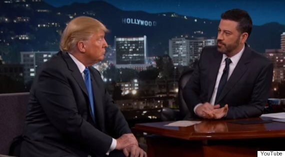 Jimmy Kimmel Slams Donald Trump For Muslim Remarks, Calls Him 'Un-American' And A