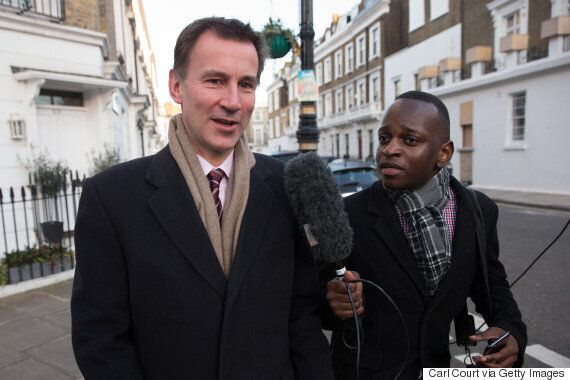 Jeremy Hunt Facing Fresh 'Spin' Row Over Claims About Weekend Death Rates And Junior