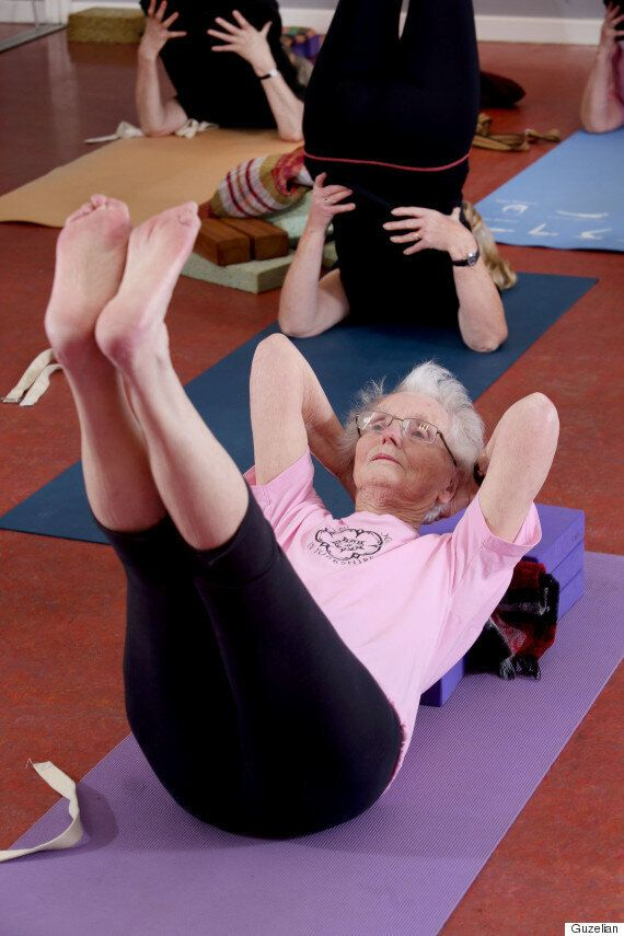 100-Year-Old Yogi Says Three Decades Of Practising Yoga Has 'Changed Her Life'