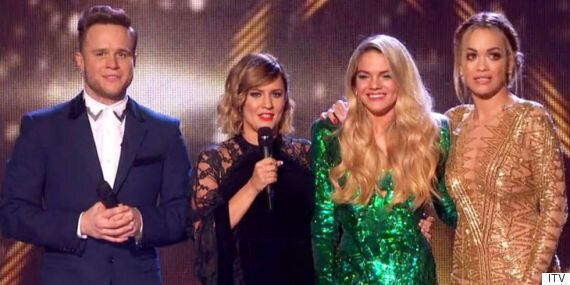 Olly Murs Responds To Rita Ora's 'X Factor' Snub: 'I Wasn't Offended By