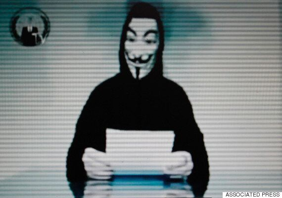 Anonymous Warns Isis To 'Expect