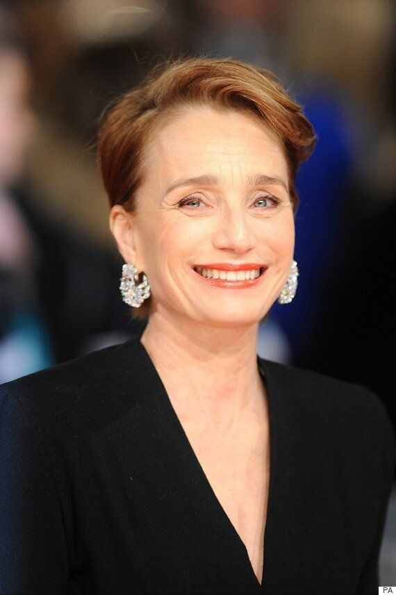 Kristin Scott Thomas Complains English Women Wear Skirts That Are Too Short For Them, And Wear Orange...
