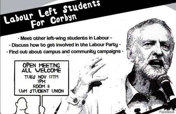 Manchester University's Labour Students Society Splits In Two To Create Separate Pro-Corbyn