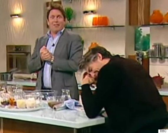 As James Martin Quits 'Saturday Kitchen', 3 Clips That Prove He Will Be A Very Hard Act To