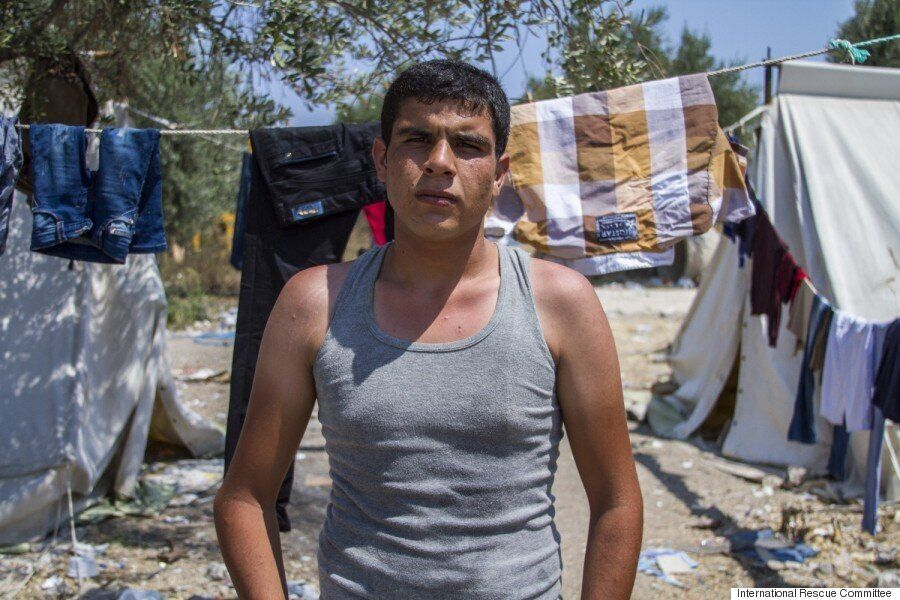 Refugees Reveal The Contents Of The Bags They Flee