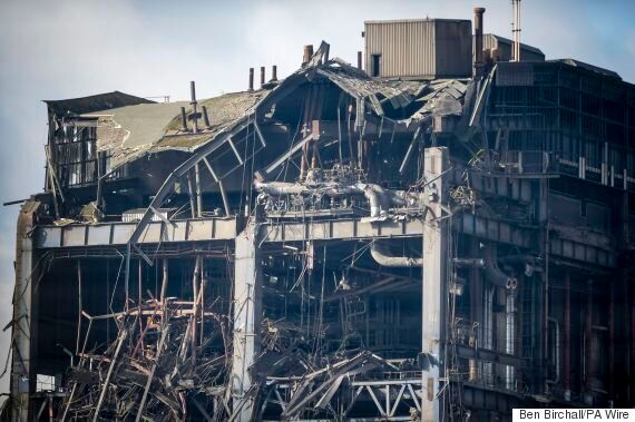 Didcot Power Station Collapse: 'Highly Unlikely' That Three Missing People Are Alive, Say Fire